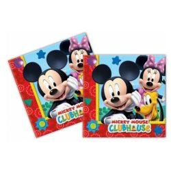 Disney Mickey szalvéta (20 db-os)