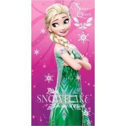 Jégvarázs Elsa fürdőlepedő / gyorsan száradó törölköző