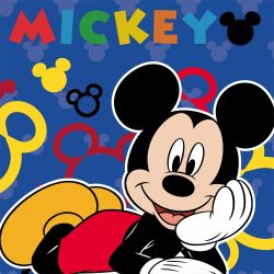 Disney Mickey egér mágikus kéztörlő, arctörlő