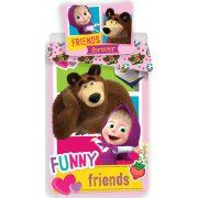 Mása és a medve ágynemű - Funny friends