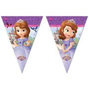 Disney Szófia hercegnő zászlófüzér