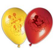 Disney Mickey léggömb / lufi (8db-os)