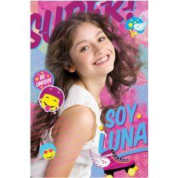Soy Luna rózsaszínű polár takaró