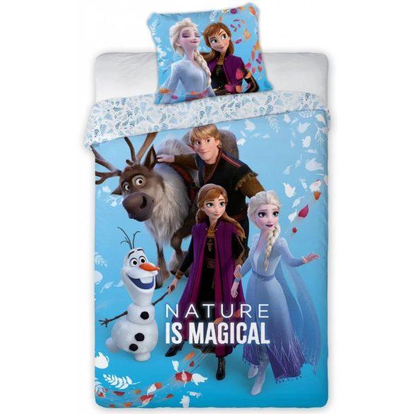 Frozen Jégvarázs 2 / Elza, Anna, Olaf gyerek ágynemű