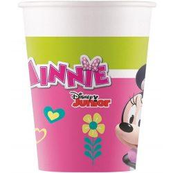 Disney Minnie parti pohár (8-db-os)