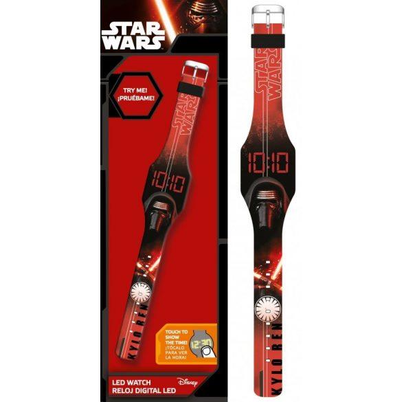 Star Wars digitális LED karóra