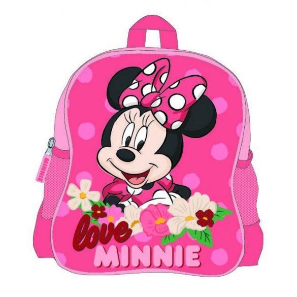 Minnie egér ovis hátizsák Love