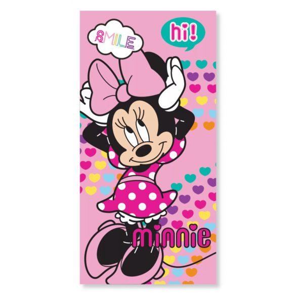 Minnie egér fürdőlepedő / törölköző