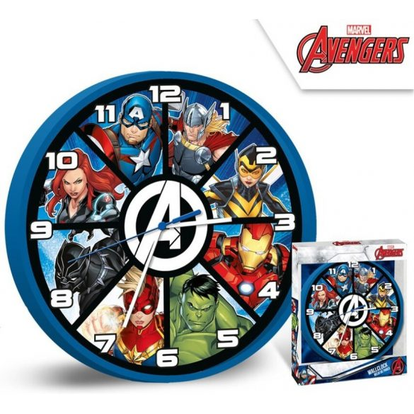 Bosszúállók - Marvel falióra