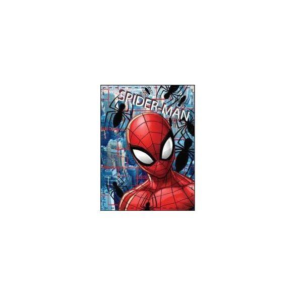 Pókember plüss takaró