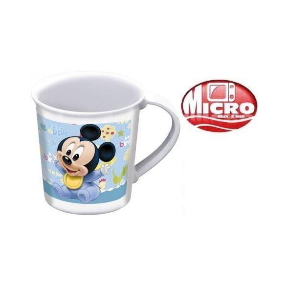 Mickey egér baba micro bögre