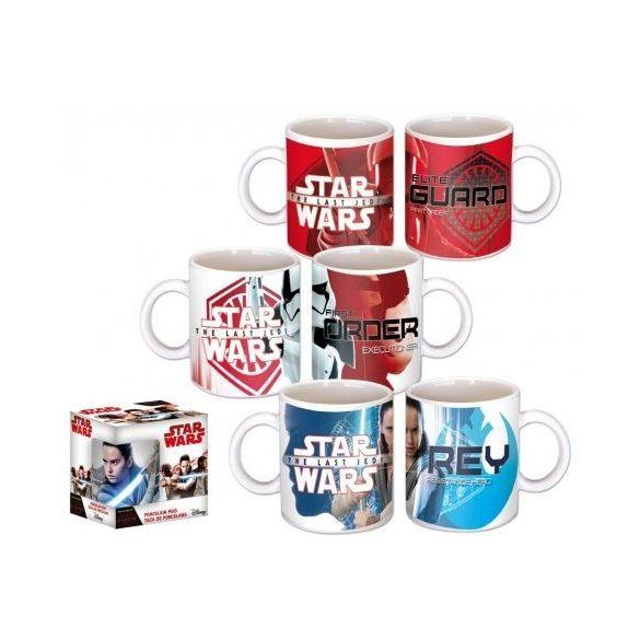 Star Wars porcelán bögre