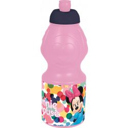 Minnie egér rózsaszín kulacs