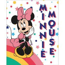 Minnie egér plüss takaró