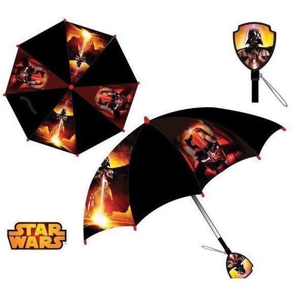 Star Wars gyerek esernyő különleges fogantyúval