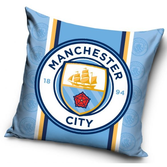 Manchester City FC kispárna huzat