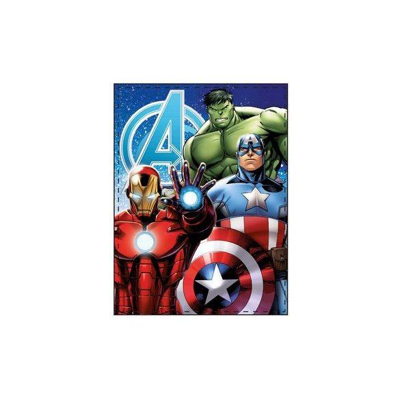 Bosszúállók - Avengers plüss takaró