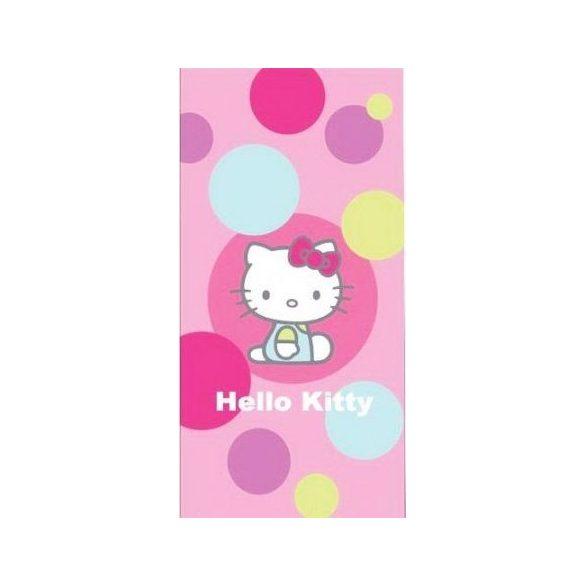Hello Kitty pamut törölköző
