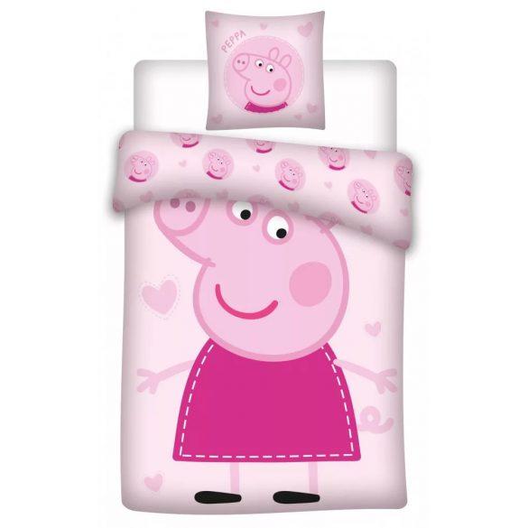 Peppa malac ovis ágynemű huzat lányoknak