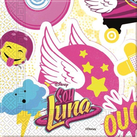Soy Luna szalvéta (20 db-os)