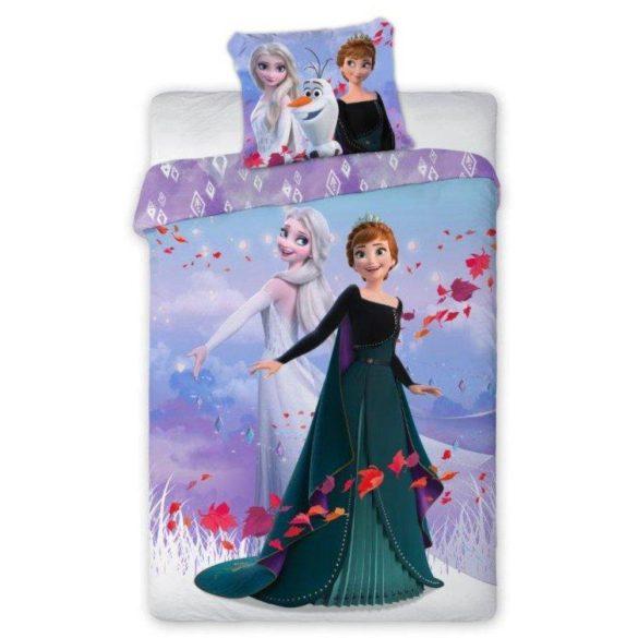 Frozen Jégvarázs / rózsaszín gyerek ágynemű