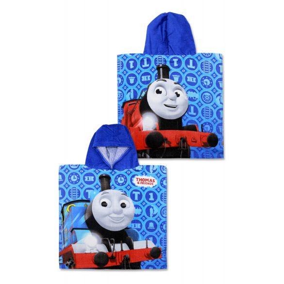 Thomas és barátai kék poncsó