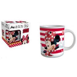 Minnie egér porcelán bögre