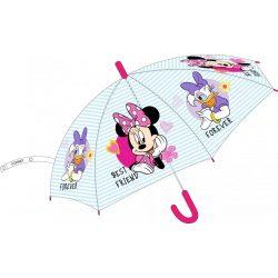 Minnie mouse átlátszó esernyő