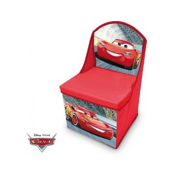 Verdák játéktároló szék