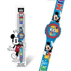 Mickey egér digitális gyerek karóra