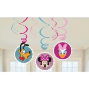 Disney Minnie szalag dekoráció (6 db-os)