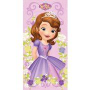 Disney Szófia hercegnő törölköző / fürdőlepedő