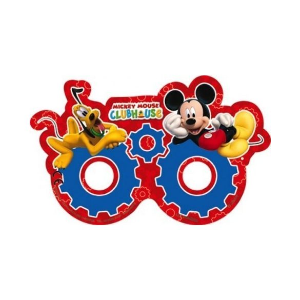 Disney Mickey álarc (6 db-os)