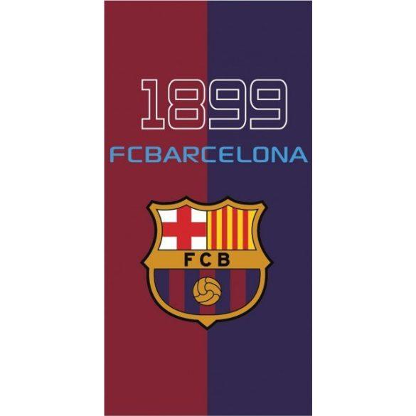 FCB Barcelona pamut  fürdőlepedő / strand törölköző