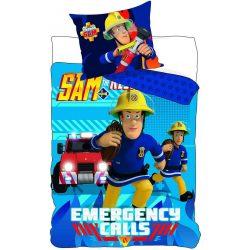 Sam a tűzoltó vészhelyzet ovis ágyneműhuzat