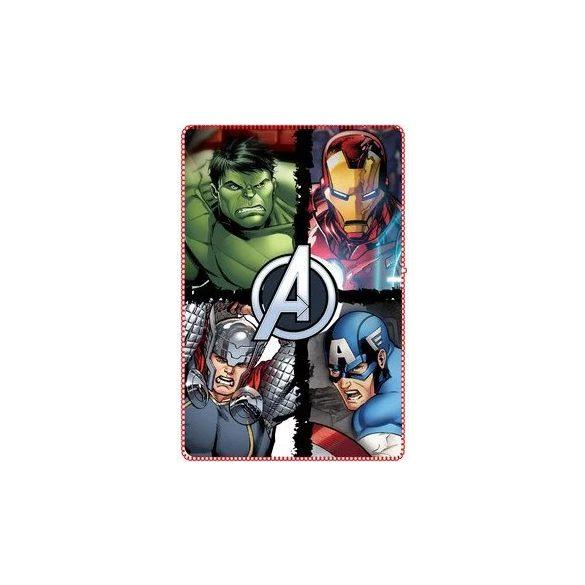 Marvel Bosszúállók Avengeres polár takaró