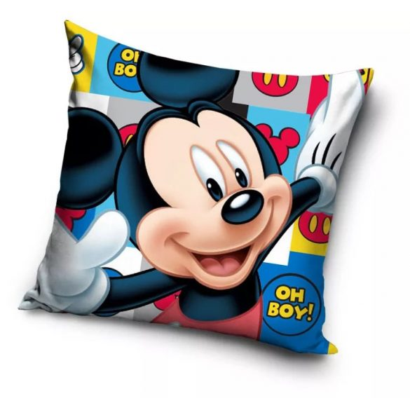 Mickey egér kispárna huzat