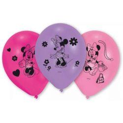 Disney Minnie léggömb / lufi (8 db-os)