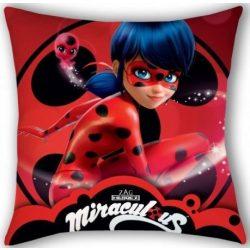 Miraculos Ladybug kispárna huzat