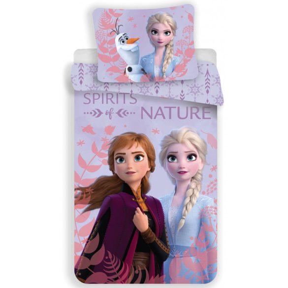 Frozen Jégvarázs 2 / Spirits of Nature gyerek ágynemű