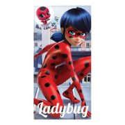 Miraculous Ladybug - Katica és Fekete macska fürdőlepedő / gyorsan száradó törölköző