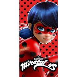 Miraculous Ladybug gyorsan száradó törölköző / fürdőlepedő