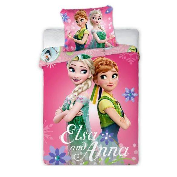 Frozen Jégvarázs / Elza és Anna ovis ágynemű