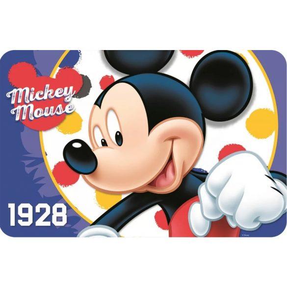 Mickey egér 3 dimenziós tányéralátét