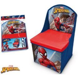 Pókember játéktároló szék