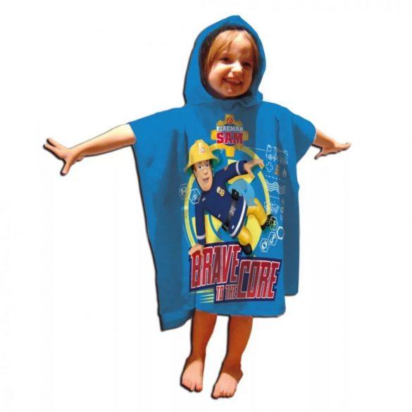 Sam, a tűzoltó  poncsó