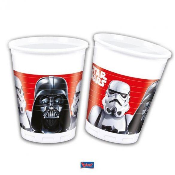 Star Wars parti pohár (8 db-os)